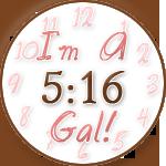 I'm a 5:16 Gal!