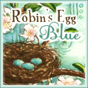 Robin's Egg Blue Blog
